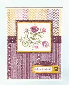Cheryl's Razzleberry Stamp Camp Card 001