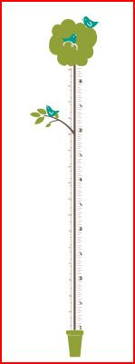 Growth Chart - Decor Element