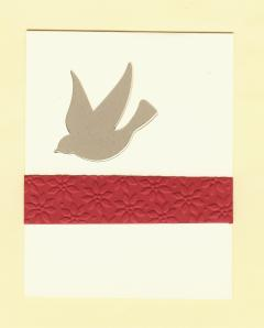 Bird movers and shaper plain - textured strip