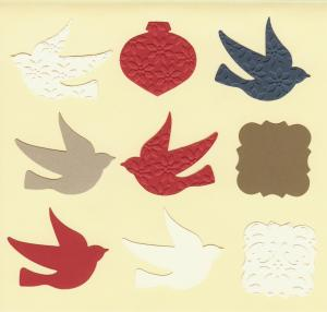 Movers and Shapers Holiday die cut pieces 001