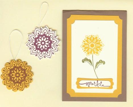 True Friend - Ornament gift card holder 001