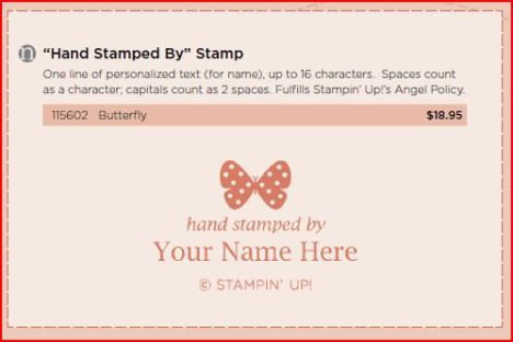 Angel stamp 1