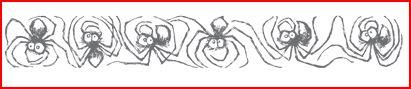 Arachnophobia standard wheel