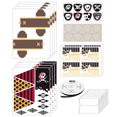 Deal of the Week #4 - Pirate Party Kit