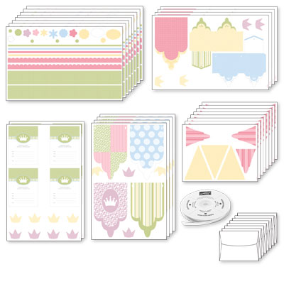 Deal of the Week #4 Princess Party Kit