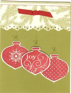 Linda's Delightful Decorations Card