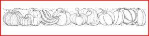 Fall Harvest standard wheel image
