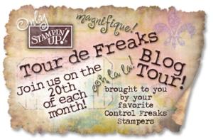 Tour de Freaks Tour Badge
