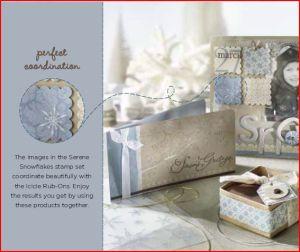 Serene Snowflakes - samples