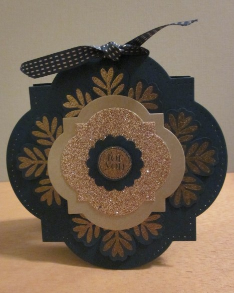 Festival of Lights Gift Card Holder