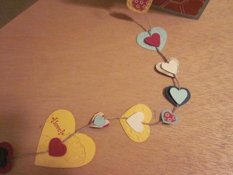 Heart on a String Backside