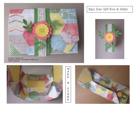 Epic Day Gift Box Montage