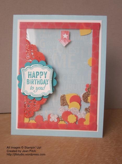 Epic Day & Label Love Artisan Birthday Card