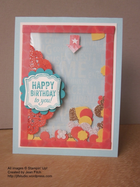 Epic Day & Label Love Artisan Birthday Card
