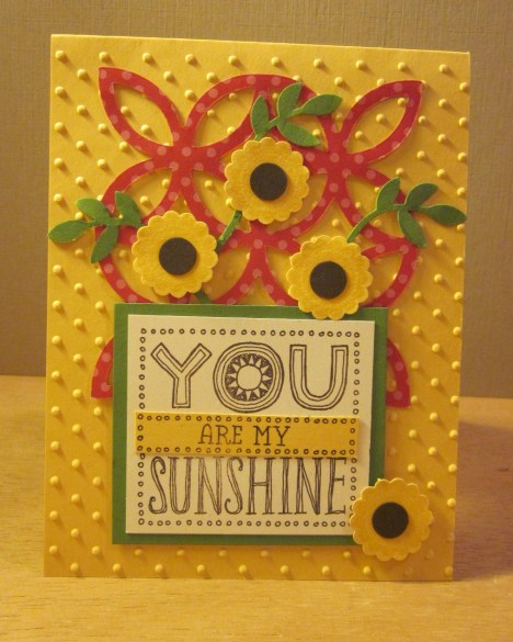 You Are My Sunshine - Daffodil Delight