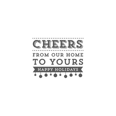 Cheers - Single Stamp image