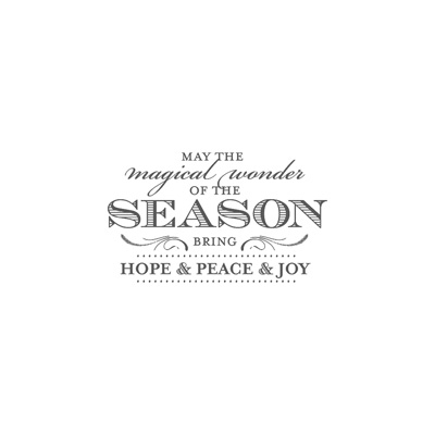 Magical Season - single stamp image