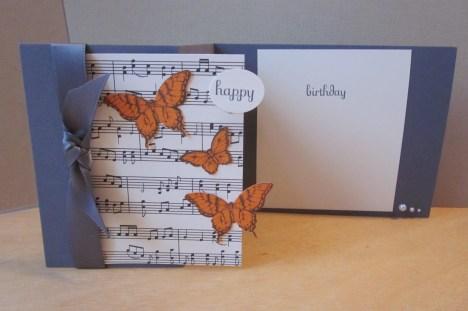 Papillon Potpourri Zfold - Linda Miller