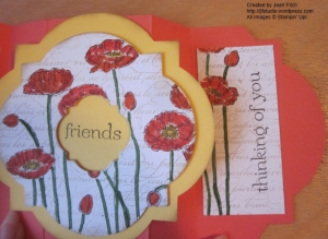 Poppy Friends Right Detail - watermarked