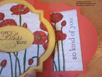 Poppy right detail - watermarked