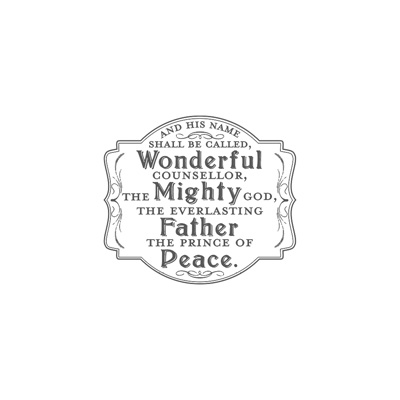 Prince of Peace - single stamp image