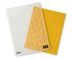 arrow embossing folder