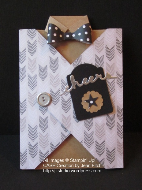 Vest Card Case - Wacky Watercooler New Catalog June Hop - Jean Fitch