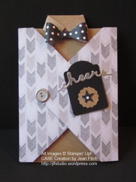 Vest Card Case - Wacky Watercooler New Catalog June Hop - Jean Fitch