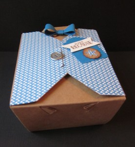 Vest Take Out Box - side view - Wacky Watercooler New Catalog June Hop - Jean Fitch