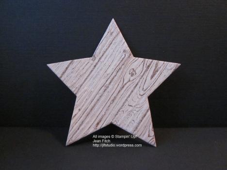 Blank Ornament Star