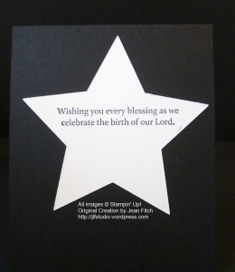 Every Blessing inside - Jean Fitch