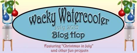 July 2015 Watercooler Blog Hop Banner