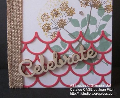 Patti's Birthday - Catalog CASE closeup