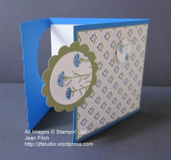 WCC29 - Flap Fold unfolded - Jean Fitch