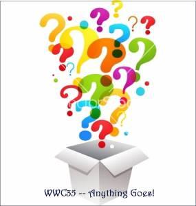 WWC35 - Marsha's Anything Goes Challenge