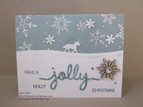 WWC40 - Holly Jolly Christmas - Jean Fitch