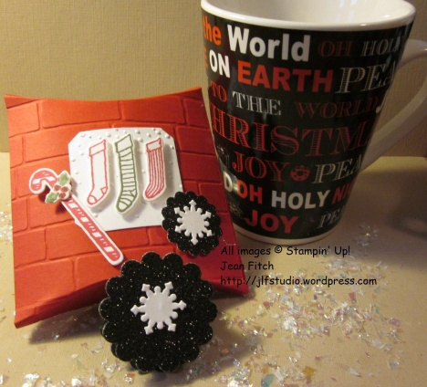 Santas Coal Bin Package and Cup