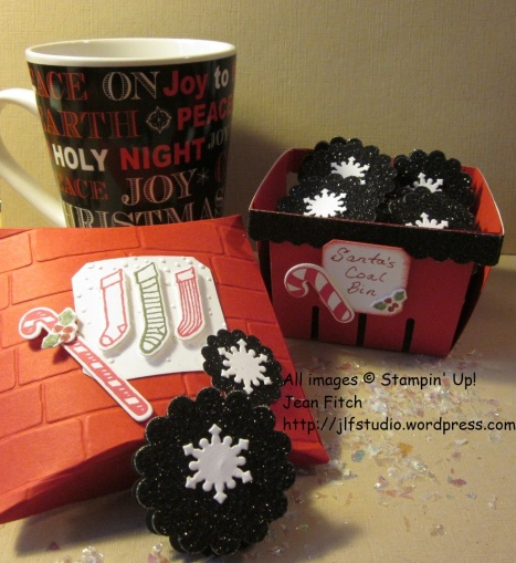 Santa's Coal Duo 1