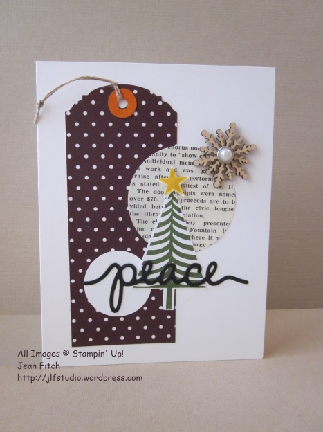 WWC43 - Kath's Color Challenge - Peaceful Paper Pieces - Jean Fitch