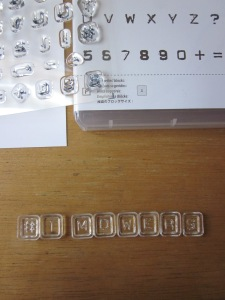 Labeler Alphabet Tip 1