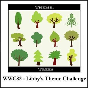 WWC82 - Libby's Tree Theme Challenge